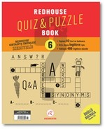 Redhouse Quiz Puzzle Book 6