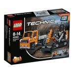 Lego-Technic Yol Çalışması Ekibi  42060