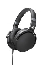 Sennheiser HD 4.30i ios Siyah Kulaküstü Kulaklık (SK-506780)