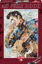 Art Puzzle Elvis 2000 Parça 4644