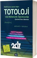 Totoloji Lise Matematik Öğretmenliği Çözümlü Soru Bankası