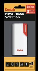 Kodak  Power Bank 5200 mAh 30414136