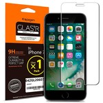 Spigen iPhone 7/8 Cam Ekran Koruyucu GLAS.tR Slim