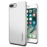 Spigen iPhone 7 Plus Kılıf, Thin Fit Ultra İnce Satin Silver
