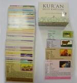 Kur'an Bilgi Kartları Kutulu