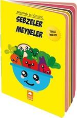 Bebeğimin İlk Sözlüğü Sebzeler Meyveler
