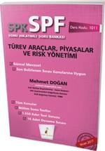 SPK-SPF Türev Araçlar, Piyasalar ve Risk Yönetimi