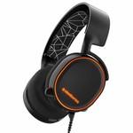 SteelSeries Arctis 5 Siyah DTS:X 7.1 Surround Oyuncu Kulaklığı SSH61443