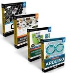 Arduino Eğitim Seti 4 Kitap Takım