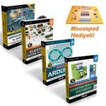 Elektronik Eğitim Seti 4 Kitap Takım