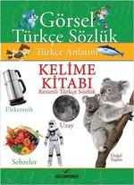 Kelime Kitabı-Resimli Türkçe Sözlük