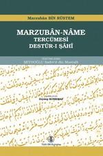 Marzuban-Name Tercümesi