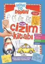 Büyük Çizim Kitabı 1-Hayvanlar Taşıtlar Meyveler Sebzeler