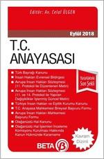 T.C. Anayasası-16 Nisan 2017 Referandum Değişiklikleriyle Güncellenmiş