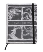 Game of Thrones Hanedanlar Sert Kapak Defter 120 Yaprak