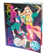 Topmodel Dance Boyama Kitabı 8580