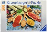Ravensburger Baharatlar 500 Parça Puzzle (146451)