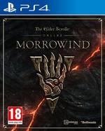 PS4 The Elder Scrolls Online : Morrowind