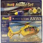 Revell Model Set Heli EC135 ANWB 1/72 Maket (4939)