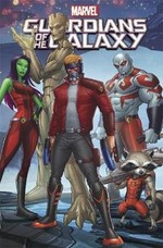 Marvel Universe Guardians of the Galaxy Vol. 3 (Marvel Universe Digest)