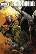 Yargıç Dredd Sayı 2 Kapak A-Çizgi Roman Dergisi