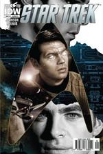 Star Trek Sayı 2 Kapak A Çizgi Roman Dergisi