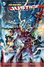 Justice League Volume 2:  The Villain's Journey