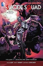 Suicide Squad Volume 4: Discipline and Punish