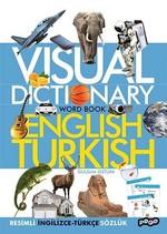Visual Dictionary Word Book English-Turkish