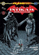 Batman İntikam Şövalyesi Sayı 3-Flashpoint