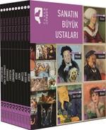 Sanatın Büyük Ustaları-10 Kitap Takım