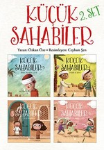 Küçük Sahabiler Seti 2- 4 Kitap Takım