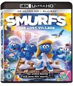 Smurfs:Lost Village-Şirinler Kayıp Köy 4K