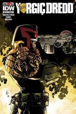 Yargıç Dredd Sayı 4 Kapak A-Çizgi Roman Dergisi