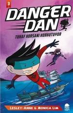 Danger Dan 3-Tuhaf Korsanı Korkutuyor