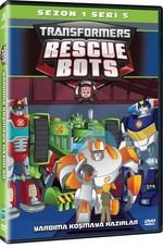 Transformers Rescue Boats Sezon 1 Seri 5