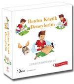 Çocuklar için Deney Kitapları Seti-10 Kitap Takım