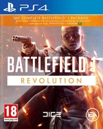 PS4 BATTLEFIELD 1 REVOLUTION EDITION