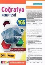 YGS Coğrafya Konu Testi