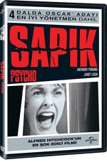 Psycho 1960-Sapık
