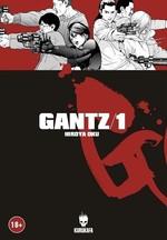 Gantz Cilt 1