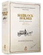 Sherlock Holmes Bütün Romanlar Tek Cilt Özel Basım