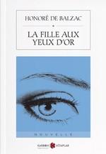 La Fille Aux Yeux D'or-Fransızca