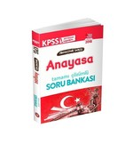 KPSS İnovasyon Serisi Anayasa Tamamı Çözümlü Soru Bankası