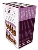 Justice Adli Hakimlik Çalışma Kitapları 11 Kitap Takım