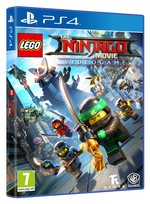 PS4 LEGO Ninjago: Movie Game
