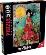 Anatolian Puzzle 500 Parça Güneşe Doğru 3599