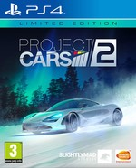 PS4 PROJECT CARS 2: LIMITED EDT.