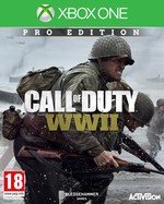 XBOX ONE CALL OF DUTY WWII PRO EDITION