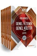 2018 KPSS Genel Yetenek-Genel Kültür Konu Anlatımlı Modüler Set